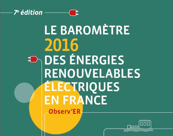 EnR électriques: plus de 46 GW raccordés