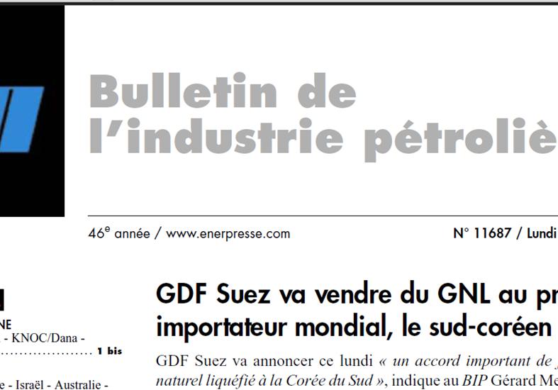 Mestrallet: dans 75% des cas, GDF sous-estime les consommations