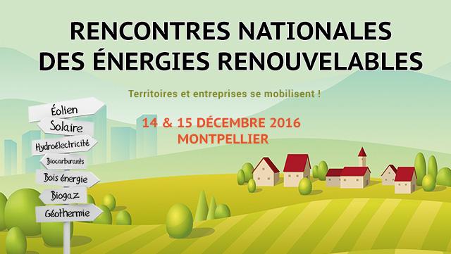 1ères rencontres nationales du biogaz