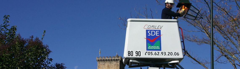 Hautes-Pyrénées: le SDE 65 retient EDF