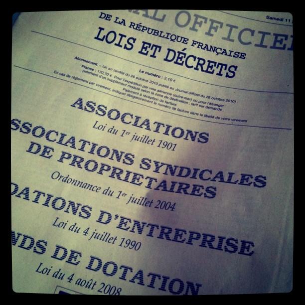 Journal Officiel de l'Avent