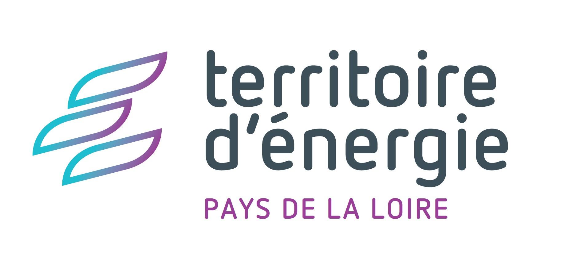 Logo territoire d'énergie Pays de la Loire