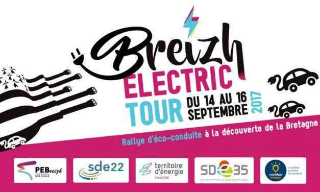 Bretagne : Breizh electric tour, première édition !