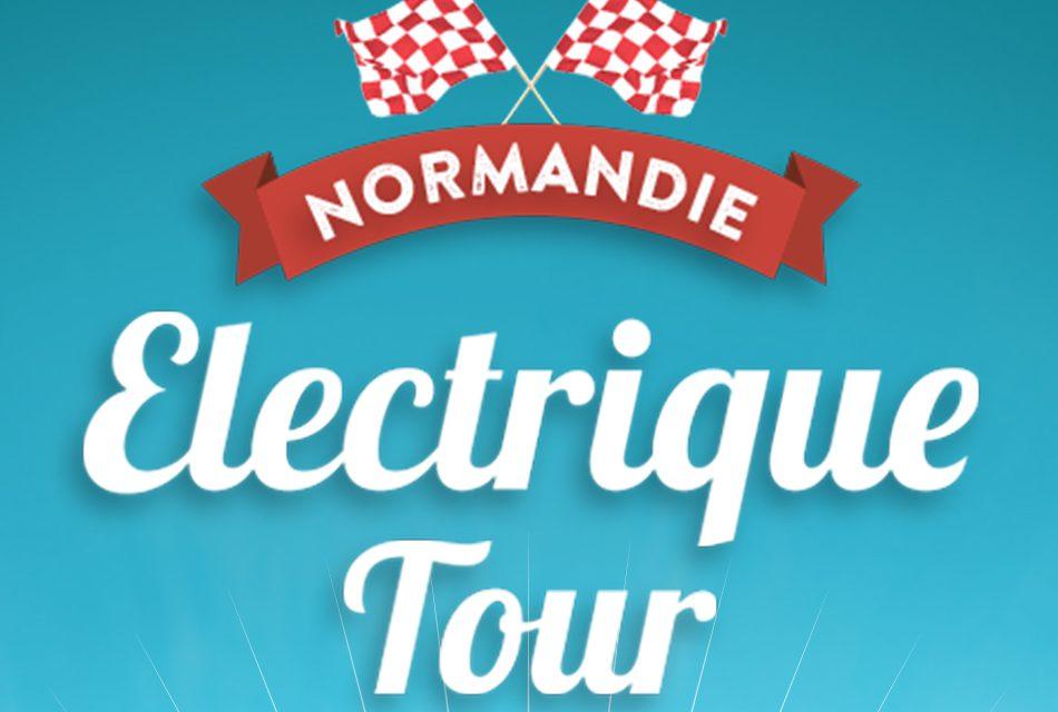Normandie : le tour du département en véhicule électrique !
