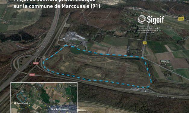 Essonne: le SIGEIF lance le projet «ferme solaire de Marcoussis»