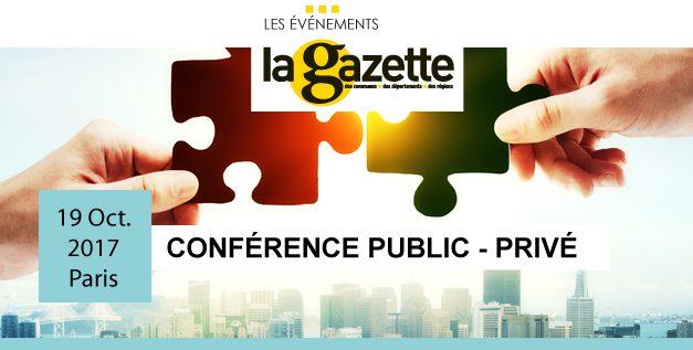 Construire la ville et les services publics avec le secteur privé: partenariat FNCCR – Gazette des communes