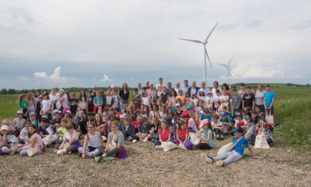 Ecoloustics : territoire d'énergie Côte-d'Or remet ses prix