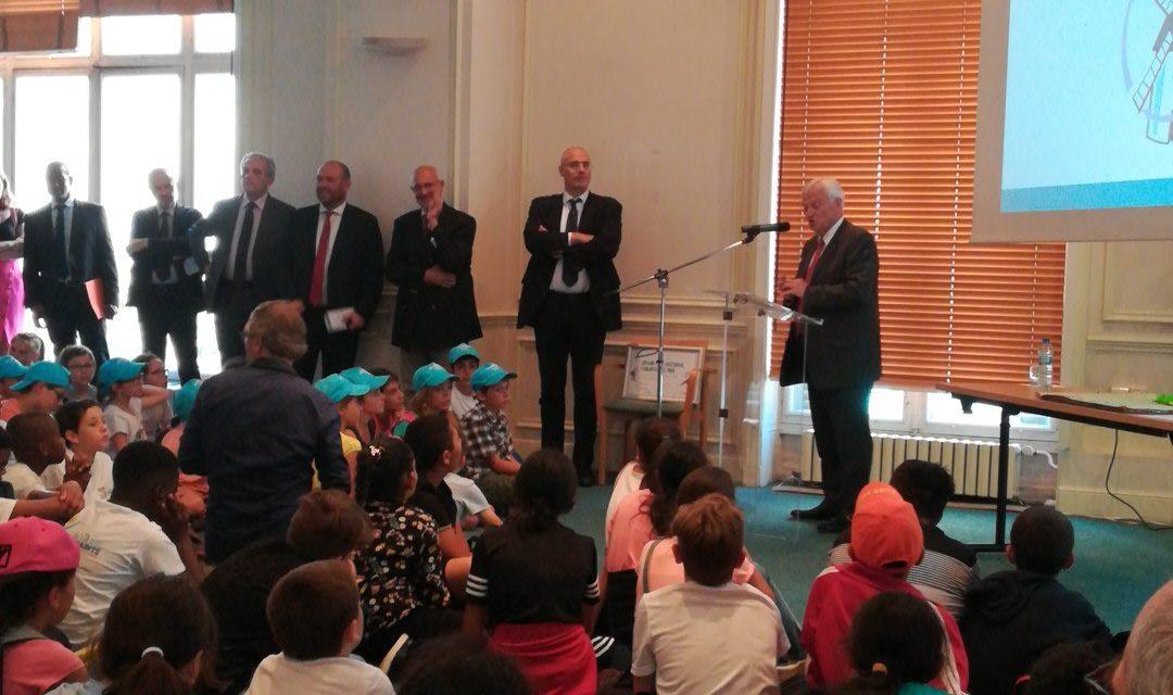 Concours Ecoloustics : les lauréats nationaux récompensés à Paris