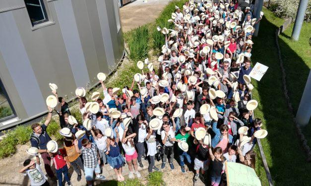 Concours Ecoloustics : le SEHV territoire d'énergie Nouvelle-Aquitaine récompense 3 écoles