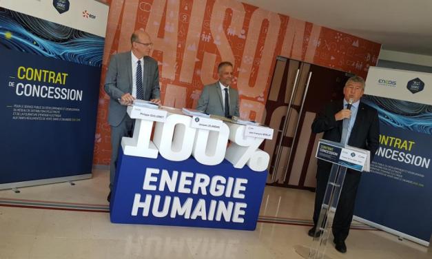 Concession : le SDEC territoire d'énergie Normandie renouvelle son contrat