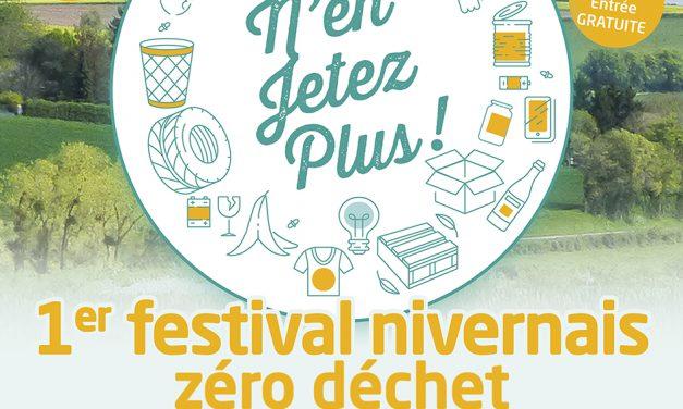 Zéro déchet : le SIEEEN organise le 1er festival nivernais