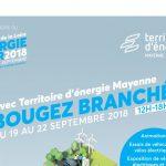 Mobilité propre : territoire d'énergie Mayenne sensibilise aux motorisations alternatives