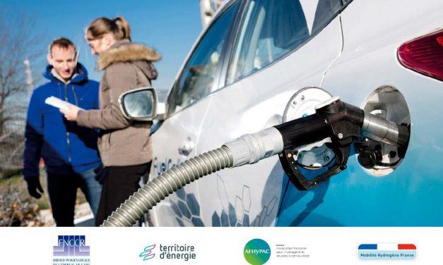 Stations hydrogène : guide à destination des collectivités