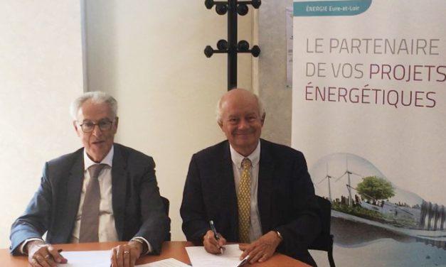 Territoire d'énergie Eure-et-Loir et le Grand Châteaudun s'associent en faveur de la transition énergétique