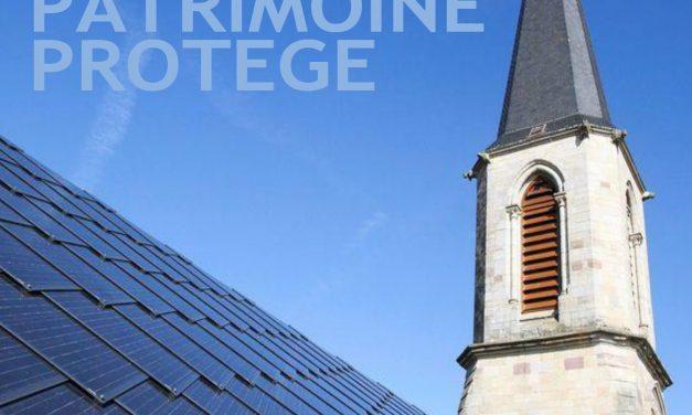 L'énergie solaire pour tous les bâtiments : guide développement du solaire dans le patrimoine protégé