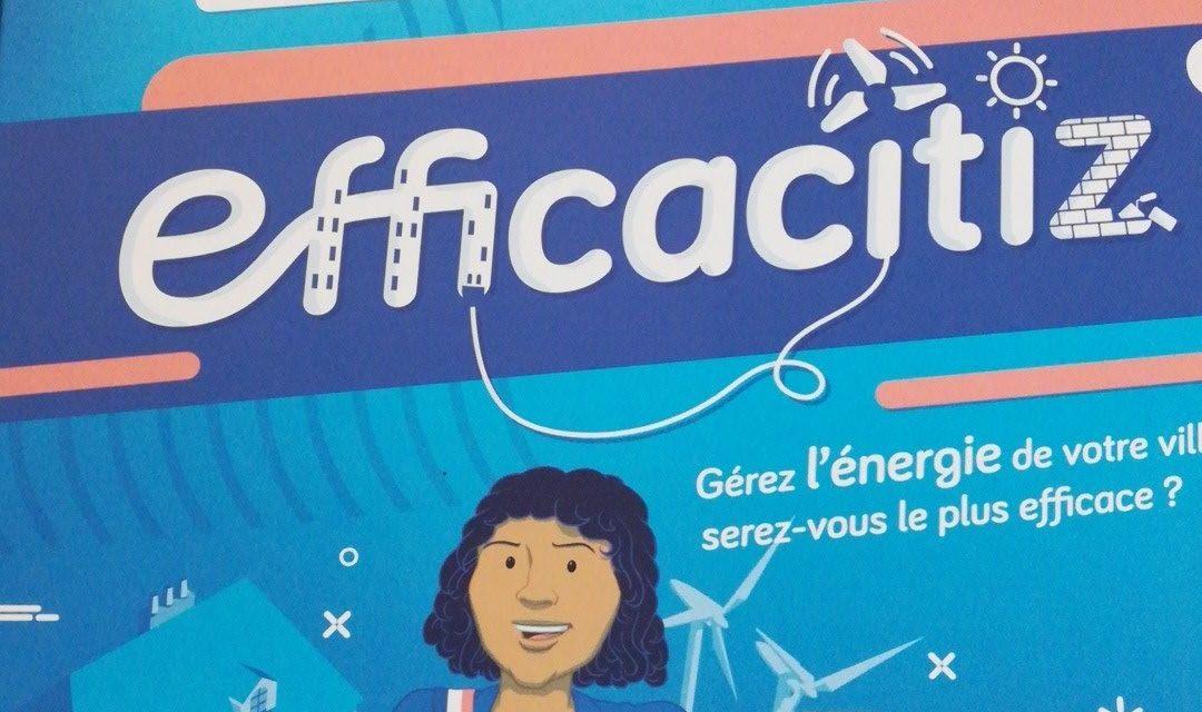 Efficacité énergétique : territoire d'énergie lance le jeu efficacitiz