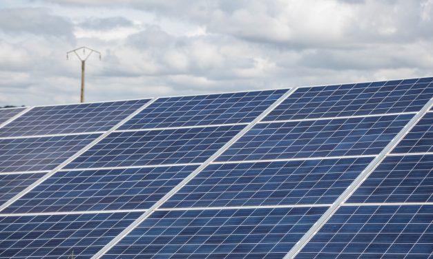 Photovoltaïque : installation d'une centrale à Bligny-sur-Ouche