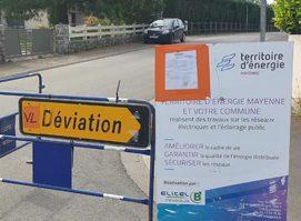 Newsletter Territoire d'énergie Mayenne n°75 – novembre 2020