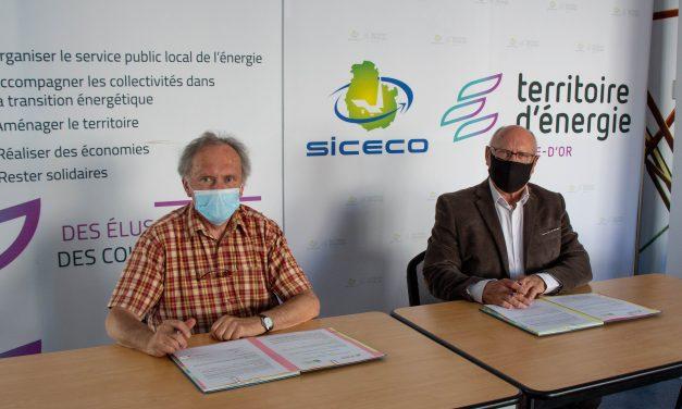 Le SICECO Territoire d'énergie Côte-d'Ôr et BER s'engagent pour sensibiliser à la maîtrise de l'énergie