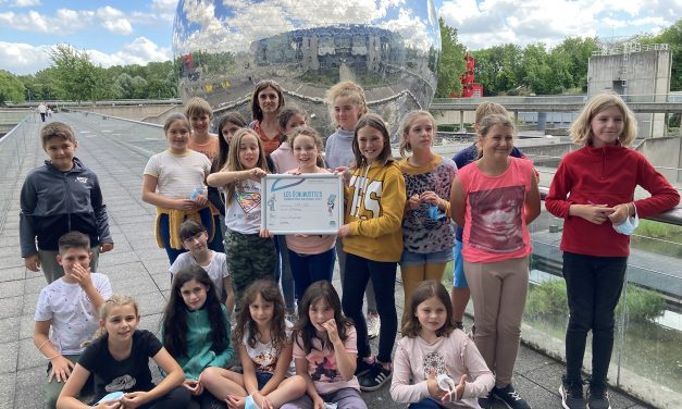 Concours Ecoloustics : les élèves d'Arconcey remportent le prix coup de coeur du jury