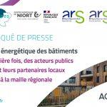 Rénovation énergétique des bâtiments sanitaires et médico-sociaux : Les acteurs publics de la santé et leurs partenaires se mobilisent