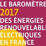 EnR électriques : publication du Baromètre 2017